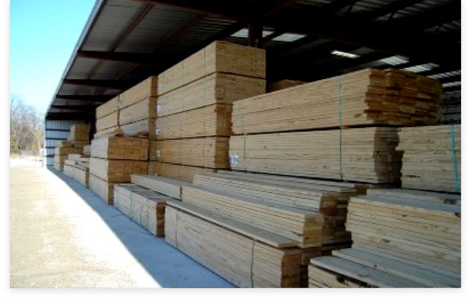 Our Quality Well-Stocked Lumberyard