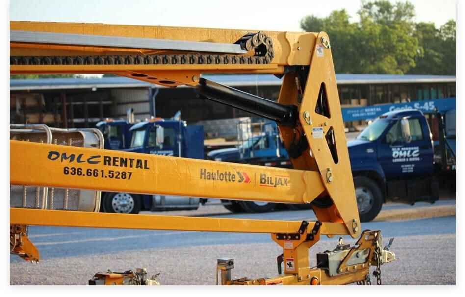 OMLC Puts the Power Behind Your Project With Our Rentals