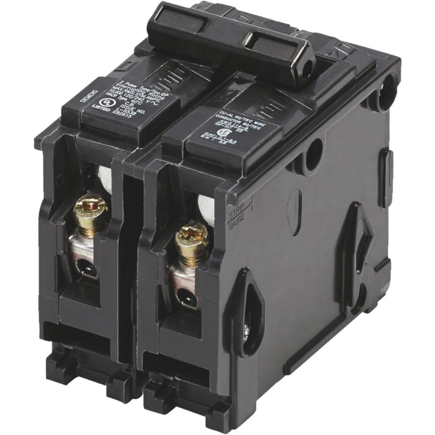 Connecticut Electric 50A Double-Pole Standard Trip Interchangeable Packaged Circuit Breaker Image 1