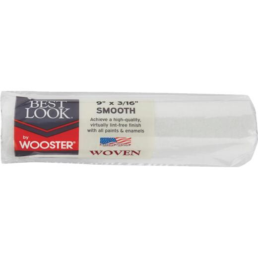 Best Look By Wooster 9 In. x 3/16 In. Woven Fabric Roller Cover